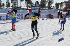 Чемпионат России по лыжным гонкам и биатлону среди слепых